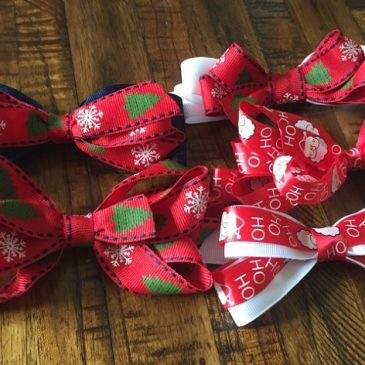 The best approach to make new hair bows on your own without stitching requirements